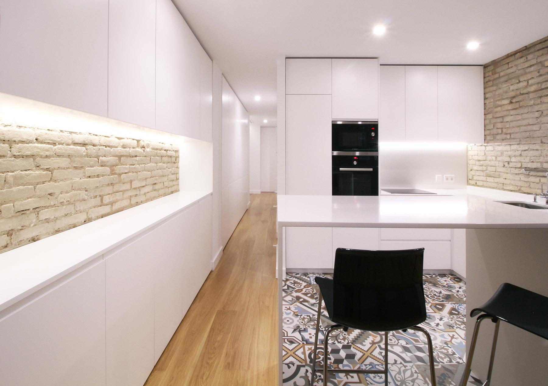 Muebles De Cocina Qu Material Elijo Sin Equivocarme  ~ Limpiar Muebles De Cocina De Formica Mate